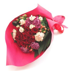 Exclusive Valentine bouquet
